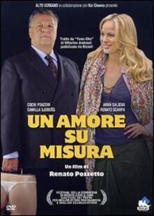 Un amore su misura di Renato Pozzetto - DVD