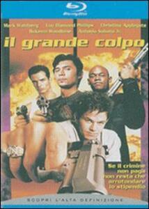 Il grande colpo di Che-Kirk Wong - Blu-ray
