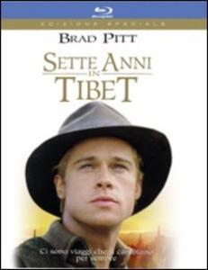 Sette anni in Tibet di Jean-Jacques Annaud - Blu-ray