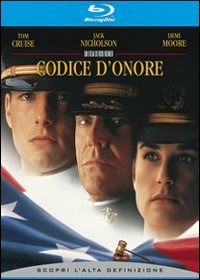 Cover Dvd Codice d'onore