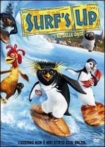 Surf's Up. I re delle onde di Ash Brannon,Chris Buck - DVD