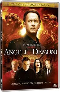 Angeli e demoni (1 DVD) di Ron Howard - DVD