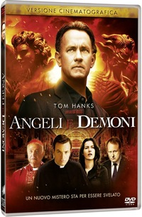 Cover Dvd Angeli e demoni (1 DVD)