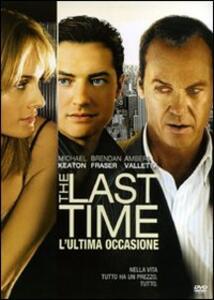 The Last Time. L'ultima occasione di Michael Caleo - DVD