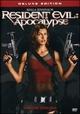 Cover Dvd Resident Evil: Apocalypse