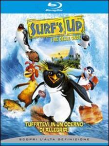 Surf's Up. I re delle onde di Ash Brannon,Chris Buck - Blu-ray