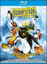 Cover Dvd Surf's Up. I re delle onde (Blu-ray)