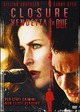 Cover Dvd DVD Closure: vendetta a due