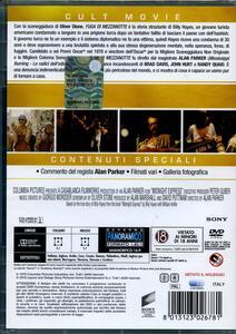 Fuga di mezzanotte<span>.</span> 30th Anniversary Edition di Alan Parker - DVD - 2