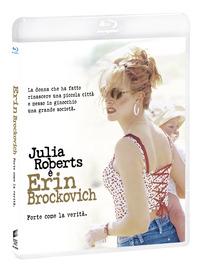 Cover Dvd Erin Brockovich. Forte come la verità