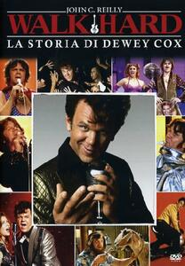 Walk Hard. The Dewey Cox Story di Jake Kasdan - DVD
