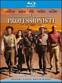 Cover Dvd professionisti (Blu-ray)
