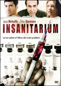 Insanitarium di Jeff Buhler - DVD