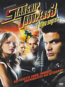 Starship Troopers 3. L'arma segreta di Edward Neumeier - DVD