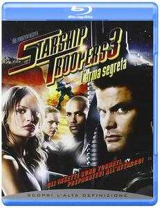 Starship Troopers 3. L'arma segreta di Edward Neumeier - Blu-ray