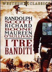 Locandina I tre banditi