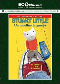 Cover Dvd Stuart Little. Un topolino in gamba
