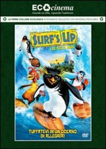 Surf's Up. I re delle onde<span>.</span> Eco Cinema di Ash Brannon,Chris Buck - DVD