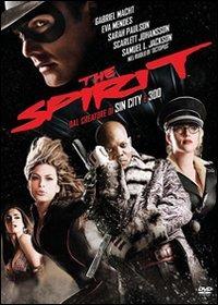 Cover Dvd The Spirit