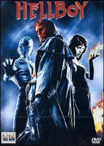 Hellboy di Guillermo Del Toro - DVD