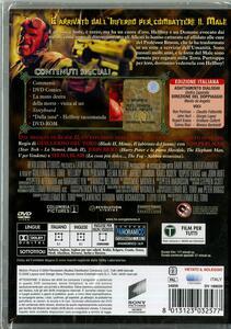 Hellboy di Guillermo Del Toro - DVD - 2