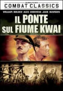 Il ponte sul fiume Kwai di David Lean - DVD