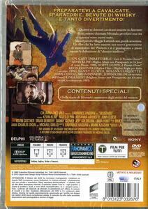 Silverado di Lawrence Kasdan - DVD - 2