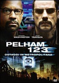 Cover Dvd Pelham 1-2-3. Ostaggi in metropolitana