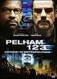 Cover Dvd DVD Pelham 1-2-3: Ostaggi in metropolitana