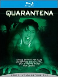 Cover Dvd Quarantena