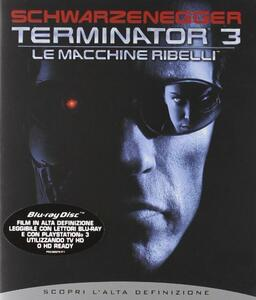 Film Terminator 3. Le macchine ribelli (Blu-ray) Jonathan Mostow