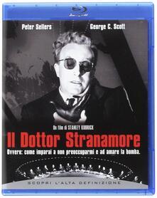 Il dottor Stranamore, ovvero come imparai a non preoccuparmi... di Stanley Kubrick - Blu-ray