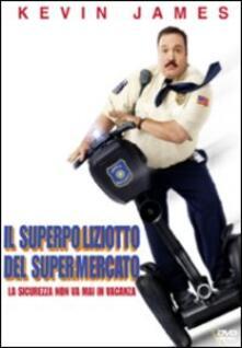 Il superpoliziotto del supermercato (DVD) di Steve Carr - DVD