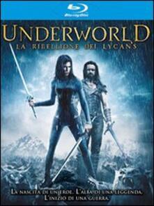 Underworld. La ribellione dei Lycans di Patrick Tatopoulos - Blu-ray