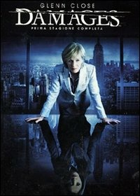 Cover Dvd Damages. Stagione 1