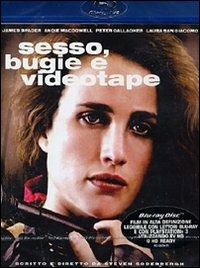 Cover Dvd Sesso, bugie e videotape