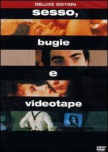 Sesso, bugie e videotape<span>.</span> Deluxe Edition di Steven Soderbergh - DVD