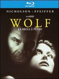 Cover Dvd Wolf. La belva è fuori