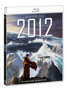 2012 di Roland Emmerich - Blu-ray