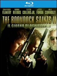 Cover Dvd The Boondock Saints 2. Il giorno di Ognissanti