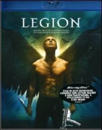 Cover Dvd Legion