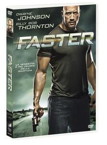 Faster di George Tillman Jr. - DVD