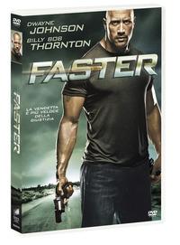 Cover Dvd Faster (DVD)