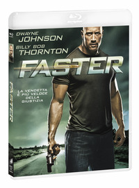 Cover Dvd Faster (Blu-ray)