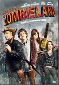 Cover Dvd Benvenuti a Zombieland