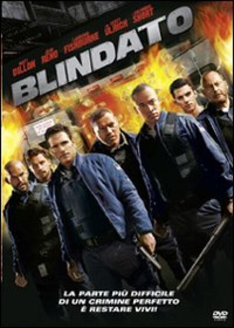 Blindato di Nimród Antal - DVD