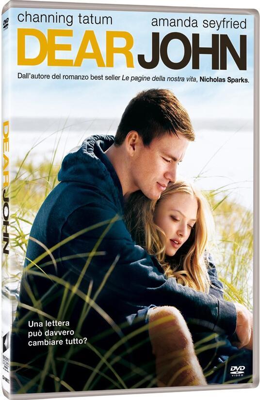 Dear John di Lasse Hällstrom - DVD