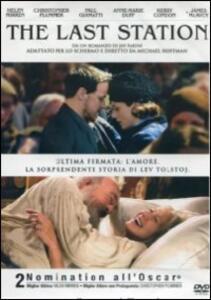 The Last Station di Michael Hoffman - DVD
