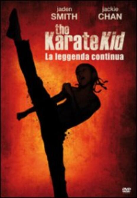 Karate Kid. La leggenda continua di Harald Zwart - DVD