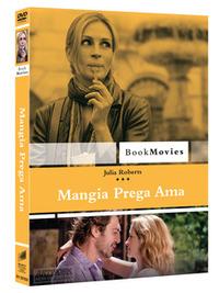 Cover Dvd Mangia, prega, ama